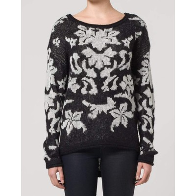 ONLY       SMILLA BROCADE SWEATER