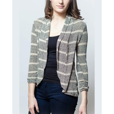 Ripe OPEN CARDIGAN WITH CURVE