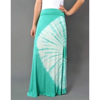 Promesa Tie Dye Maxi Skirt