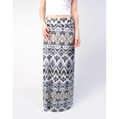 Promesa TRIBAL PRINT MAXI SKIRT