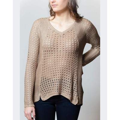 RD - Razzle Dazzle TWIST YARN SWEATER