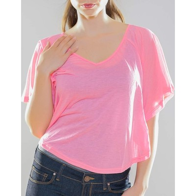 YDE  Neon Round Top with Tie Back