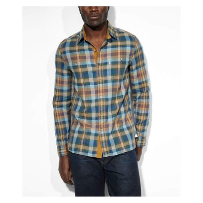 Levi's WORKSHIRT ELBOW PATCH SHIRT
