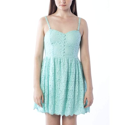 YDE  Sweetheart Lace Dress