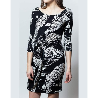 YDE Studio PAISLEY PRINT DRESS