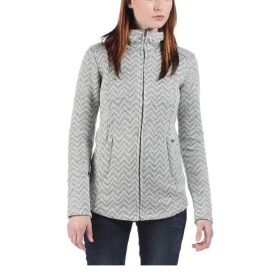 Bench ZAGGLE BONDED ZIGZAG HOODED ZIP