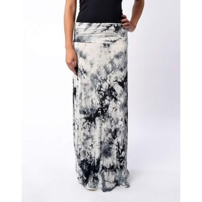 B-Envied Tiedye Maxi Skirt