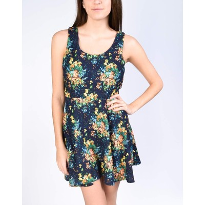 YDE Studio FLORAL TANK DRESS