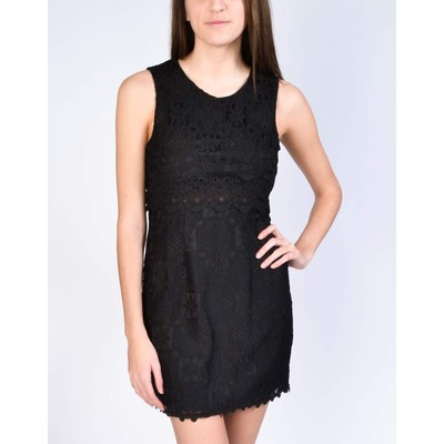 YDE Studio CROCHET TANK DRESS