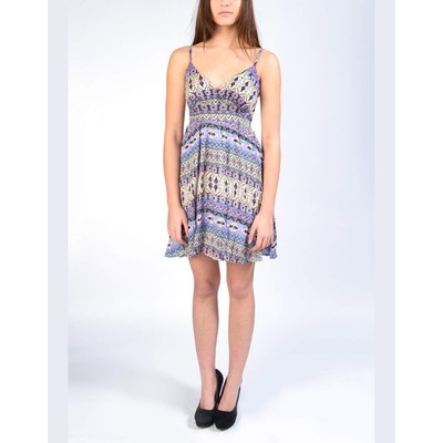 YDE  TRIBAL EMPIRE WAIST DRESS
