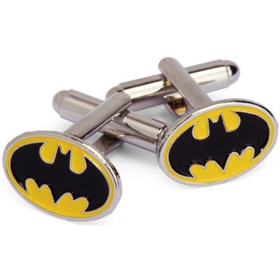 Batman (Yellow Background) Cufflinks