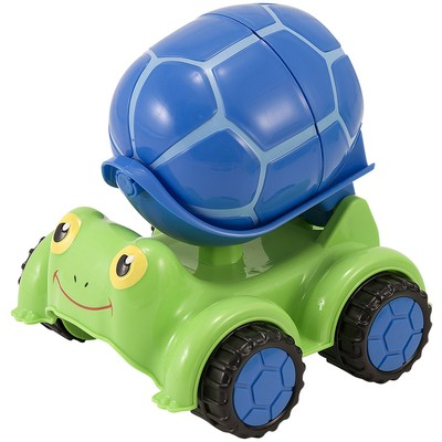 Melissa & Doug Scootin' Turtle Cement Mixer