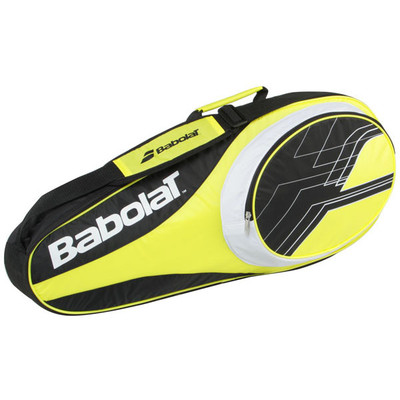 Babolat Club Line Yellow 3 Pack Tennis Bag