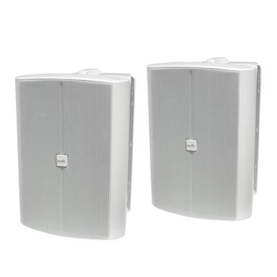 Polk Audio Patio 25 All-Weather Outdoor Speakers (Pair, White)