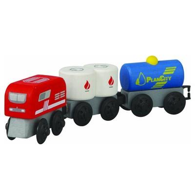 Plan Toys Fuel Train