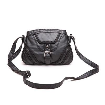 Mall Black Luxanne Cross Body Bag