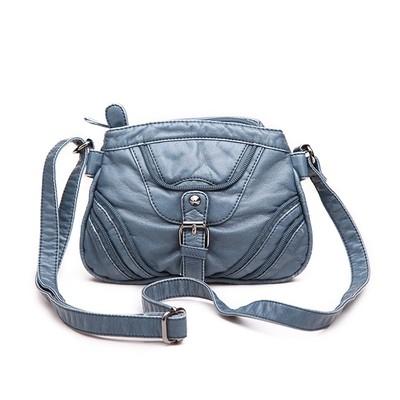 Mall Blue Luxanne Cross Body Bag