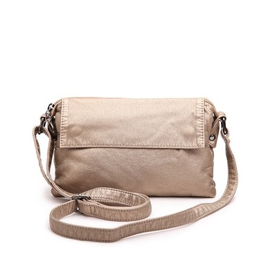 Office Taupe Luxanne Cross Body Bag