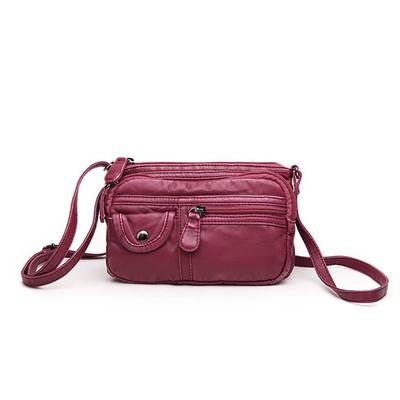 Picnic Purple Luxanne Cross Body Bag