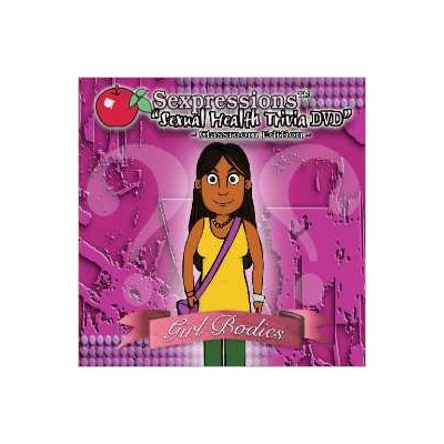 Sex Education Games - Girl Bodies Trivia DVD Game
