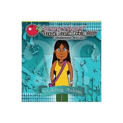 Sex Education Games - Making Babies Trivia DVD Game
