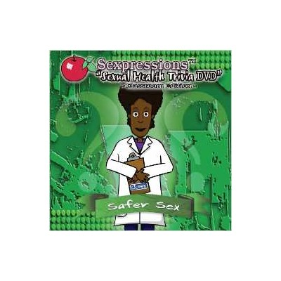 Sex Education Games - Safer Sex Trivia DVD Game