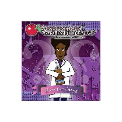 Sex Education Games - The Doctor Says Trivia DVD Game