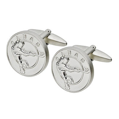 HOCKEY CUFF LINKS