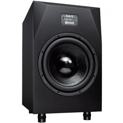 Adam Sub12 Powered Audio Subwoofer - Single - Adam Audio - SUB12