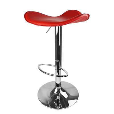 RetailPlus Bar Stool 2-29, Red (Set of 2)