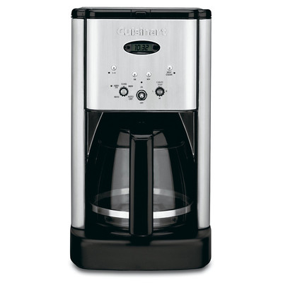 Cuisinart-Refurbished Brew Central 12-Cup Programmable Coffeemaker (DCC-1200), Manufacturer Recertified