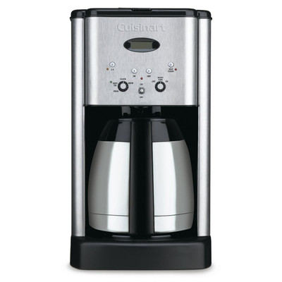Cuisinart-Refurbished Brew Central Thermal 10-Cup Programmable Coffeemaker (DCC-1400), Manufacturer Recertified