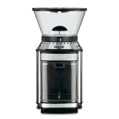 Cuisinart-Refurbished Supreme Grind Automatic Burr Mill (DBM-8), Manufacturer Recertified