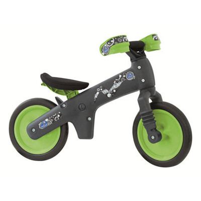 Balance Bike B-Bip - Grey / Green