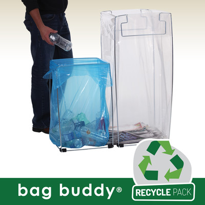 Wire Bag Holder - Recycle Pack (2 Pk)