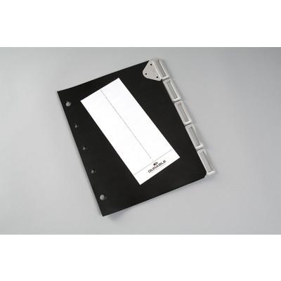Durable Index Catalogue Rack 5 tabs