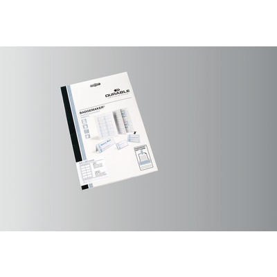 Durable Refill Sheets: Replacements for  (8052-19) (20 Inserts)