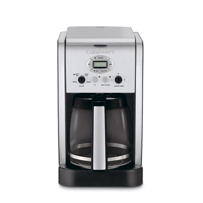 Cuisinart-Refurbished Brew Central 14-Cup Programmable Coffeemaker (DCC-2600), Manufacturer Recertified