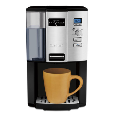 Refurbished-CUISINART DCC3000 12 CUP COFFEEMAKER-Manufacturer Recertified with 90 days Warranty