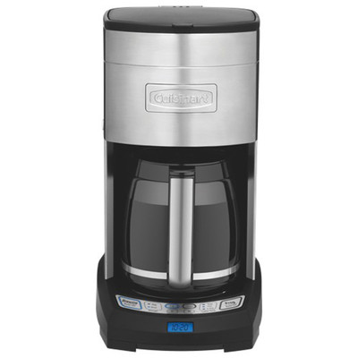 Cuisinart Coffee Maker Overheating : Cuisinart-Refurbished Extreme Brew 12-Cup Coffee Maker (DCC-3650C), Manufacturer Recertified