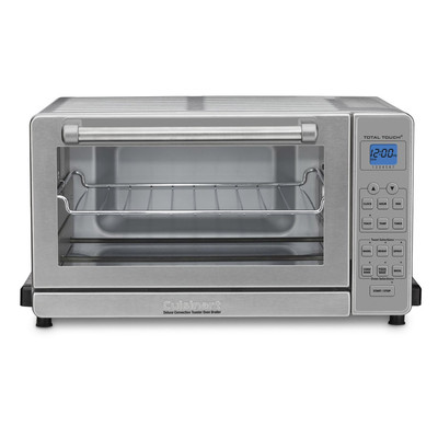 Cuisinart-Refurbished Deluxe Convection Toaster Oven Broiler (TOB-130), Manufacturer Recertified