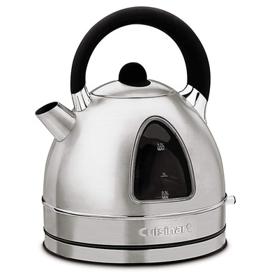 Cuisinart-Refurbished Cordless Electric Kettle (DK-17), Manufacturer Recertified