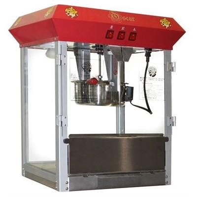 Popcorn machine of 8oz. tabletop