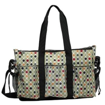Graphic Dot Aardman Diaper Bag