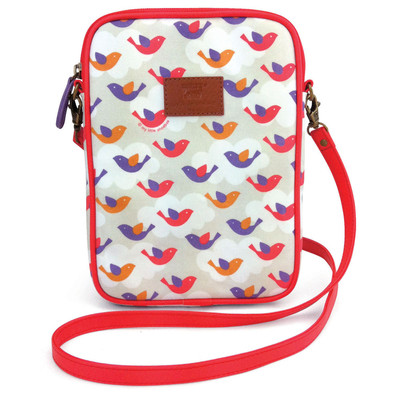 Bird iPad mini / tablet bag