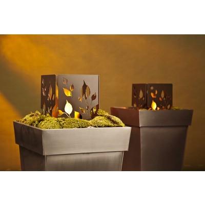 Four Fall Bio Ethanol Indoor/Outdoor Firepot