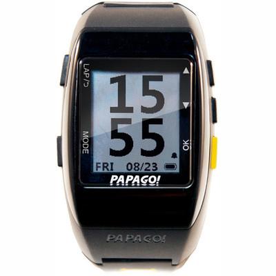 PAPAGO GPS SPORT WATCH GOWATCH 770, YELLOW (GW770-US)