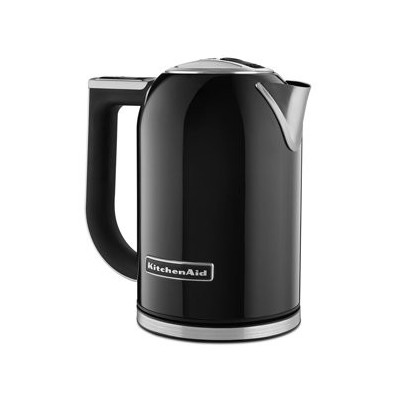 Electric Kettle - Cordless - 1.7L - Black