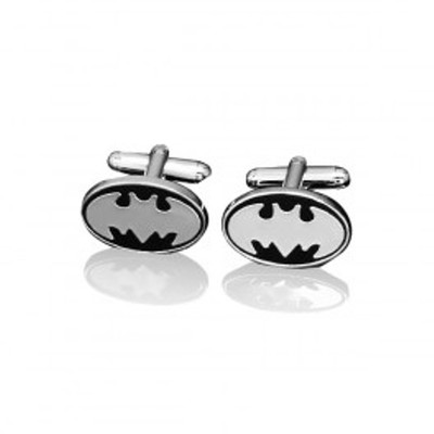 Batman (Black Background) Cufflinks