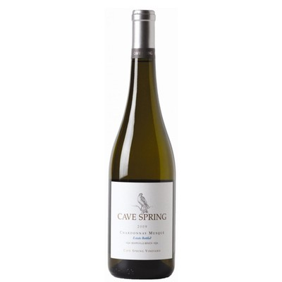 Chardonnay Musque VQA, Cave Spring Cellars 2015 - Case of 6 White Wine
